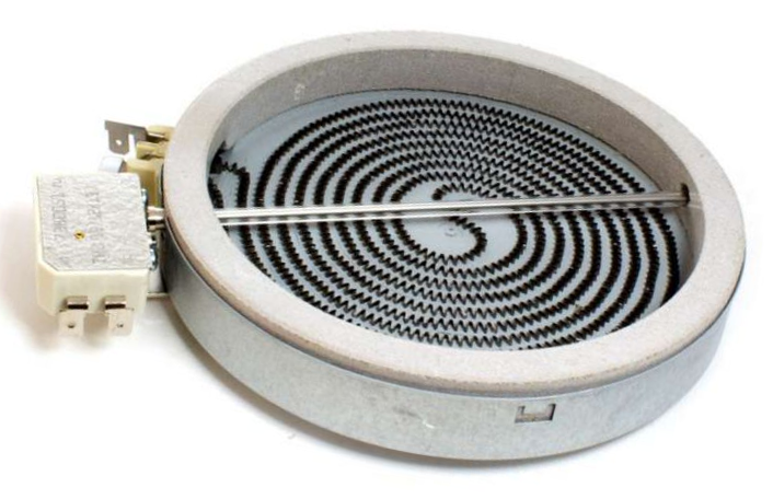 originální plotna keramická 145 mm, 1200 W - 481231018887 Whirlpool / Indesit