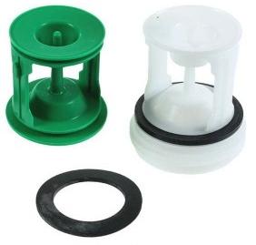 originální sada filtrů čerpadla pračka Indesit, Ariston, Fagor, Brandt, Smeg - C00141034 Whirlpool / Indesit