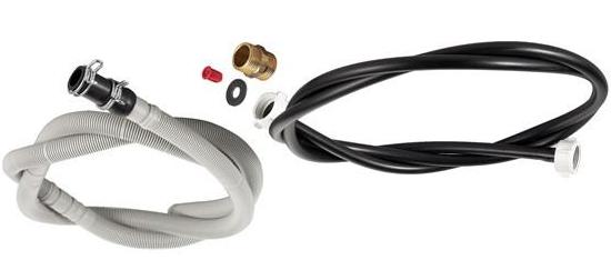originální sada pro prodloužení tlakové i vypouštěcí hadice u myček Bosch a Siemens - 00350564 Bosch / Siemens