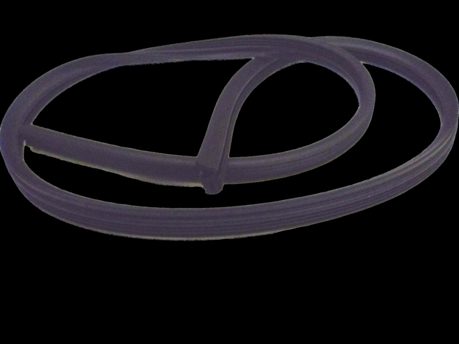 těsnění dveří obvodové pro myčky Candy Baumatic, Haier - 49017775