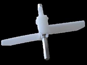 osička, unašeč ke krouhači, robot Bosch MUM ProfiMIXX, délka hřídele 90 mm - 00630760 Bosch, Siemens