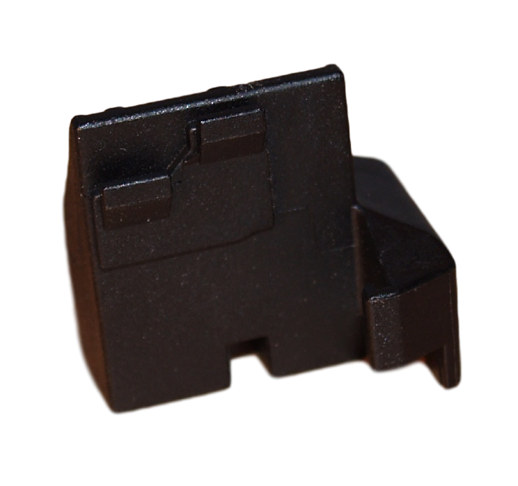 příchytka, držák skla dveří spodní levý na volně stojící sporák AMICA - 8026852