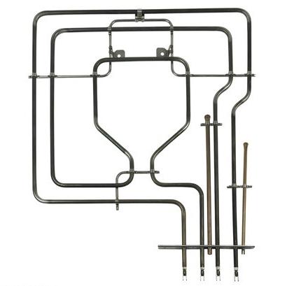 těleso, topení horní na troubu, sporák Bosch Siemens - 00208752 Bosch / Siemens