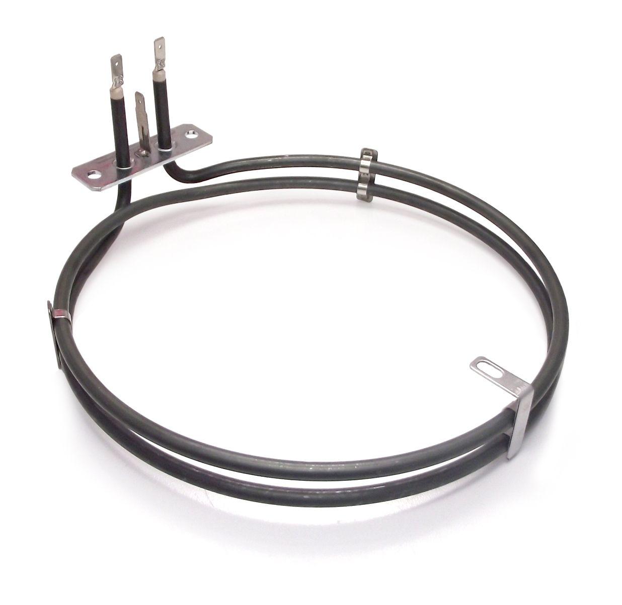 těleso, topení kruhové do trouby, sporáku Whirlpool, Electrolux - 481225928106 Whirlpool / Indesit