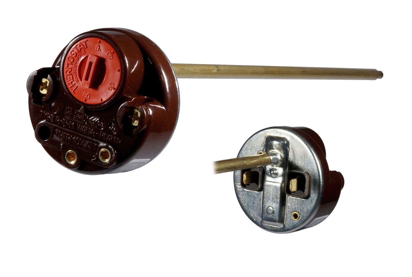 termostat nastavitelný pro ohřev vody v bojleru Ariston - 3412105 Whirlpool / Indesit nejlevněji v ČR
