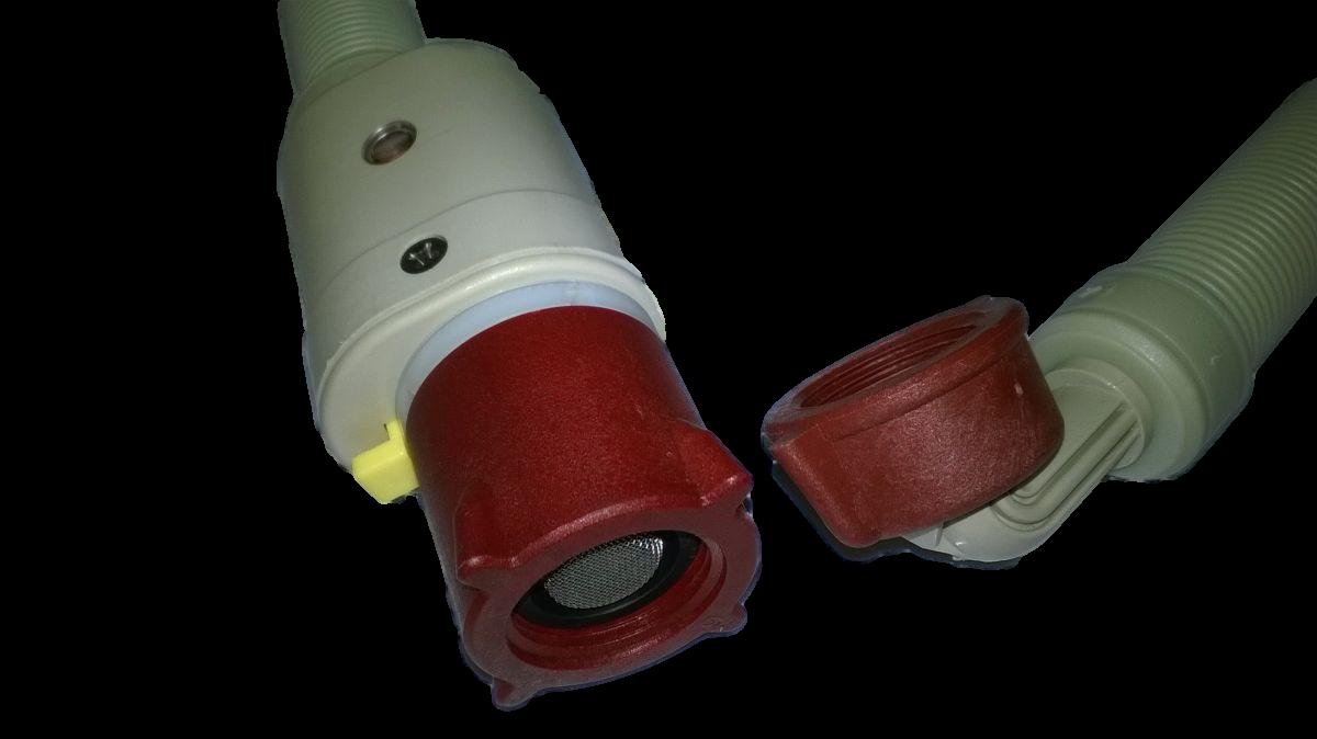 ventil, aqua, stop, hadice aquastopový ventil pračka, myčka, mechanický aquastop univerzální - 481281728625 Whirlpool / Indesit
