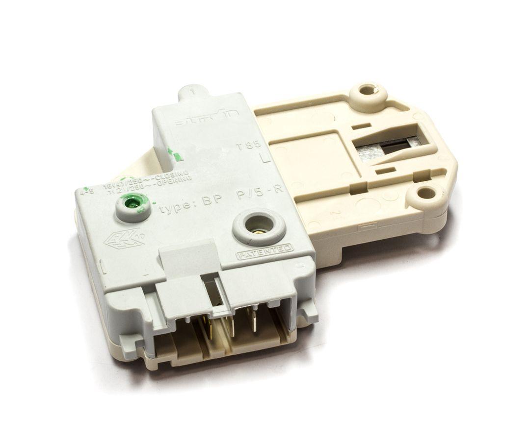 zámek, blokování dveří do pračky Zanussi Electrolux - 1240349017 AEG / Electrolux / Zanussi