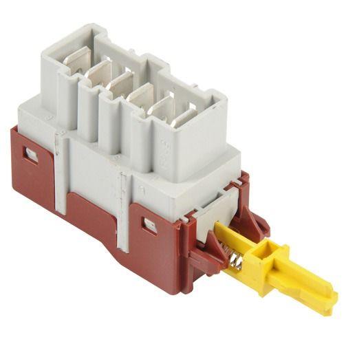 hlavní vypínač, spínač pračka, sušička Zanussi, Electrolux, 6+2 kontakty - 1249271402 AEG / Electrolux / Zanussi