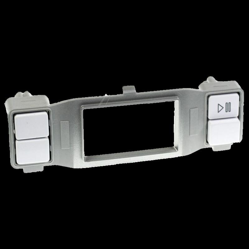 rámeček, tlačítková jednotka pro ovládání myčky Beko, Blomberg - 1766781200 Beko / Blomberg