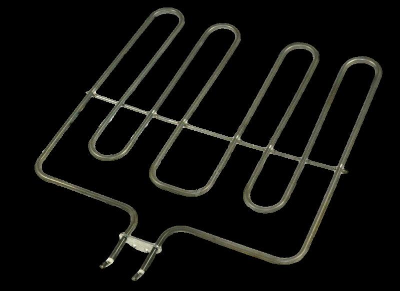 těleso, topení dolní do trouby, sporáku Bosch a Siemens - 00475585 Bosch / Siemens