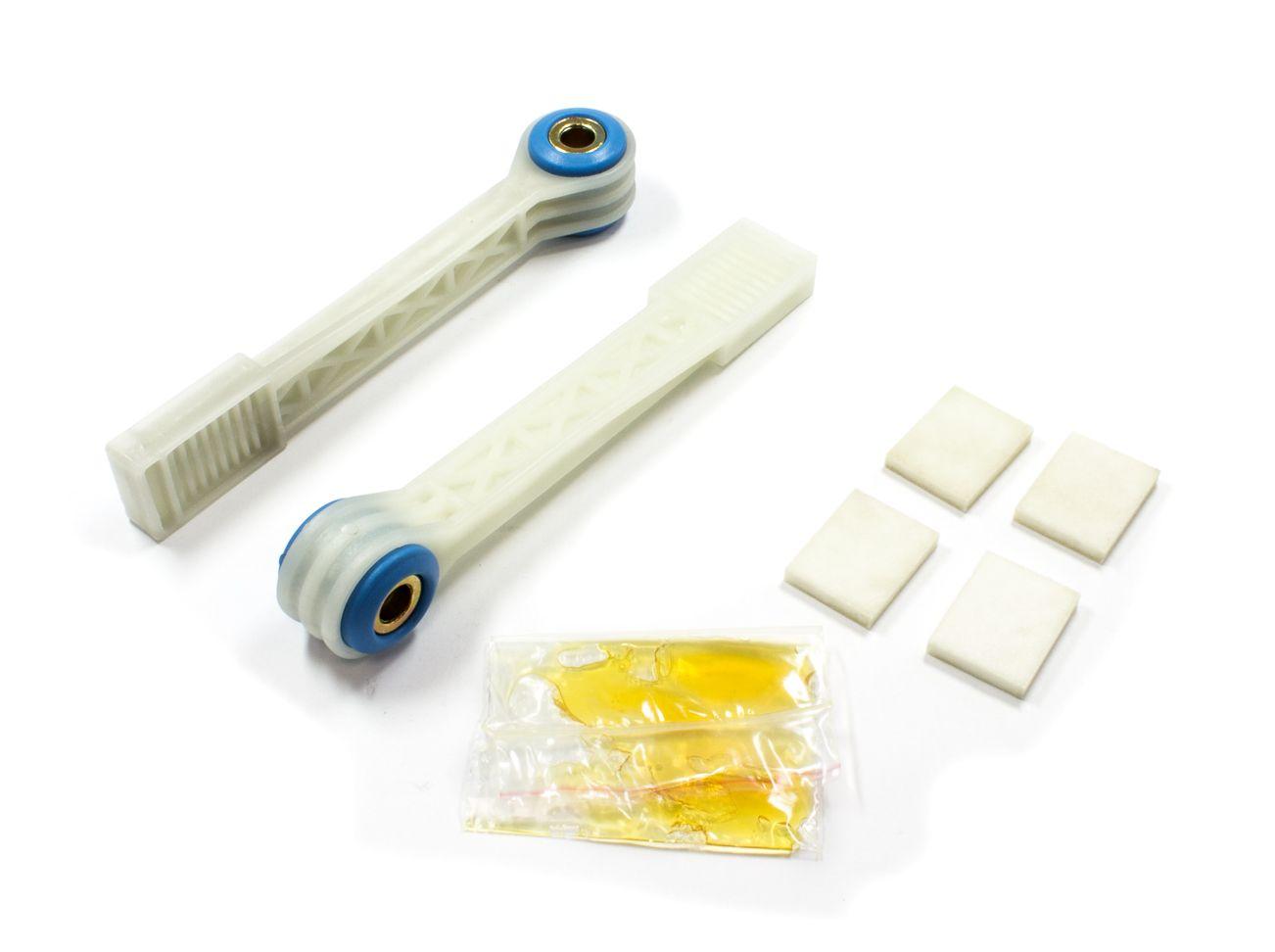 2 ks tlumič pračka Bosch, Siemens bez nutnosti vyjmout a půlit nádrž - lze vyměnit přímo ve stojící pračce bez vrtání - 00448032-00673541 Bosch / Siemens