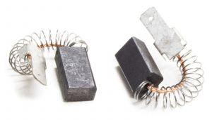 sada 2 ks uhlíků pro pračku Philco, Crosley 10x6x19 mm