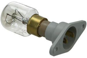 žárovka mikrovlnná trouba, originální žárovka s paticí kompletní, dlouhá životnost - 481281728331 Whirlpool / Indesit