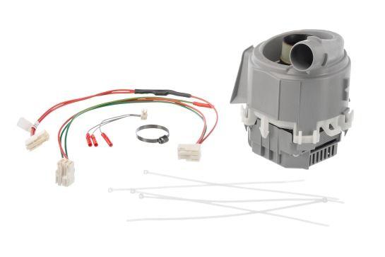 čerpadlo oběhové, cirkulační vč. ohřevu pro myčky Bosch a Siemens - 00654575, 00651956 Bosch / Siemens