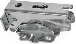 horní pant, závěs dveří chladnička, mraznička AEG. Electrolux - 2211202045 AEG / Electrolux / Zanussi