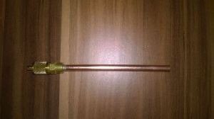 sada 10 ks, ventilek, plnící trubka 6,35x100 mm, čepička s drážkou na vyšroubování ventilku Ostatní
