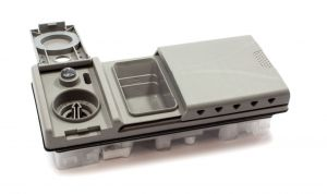 násypka, dávkovač do myčky Bosch Siemens - 00265837 Bosch / Siemens
