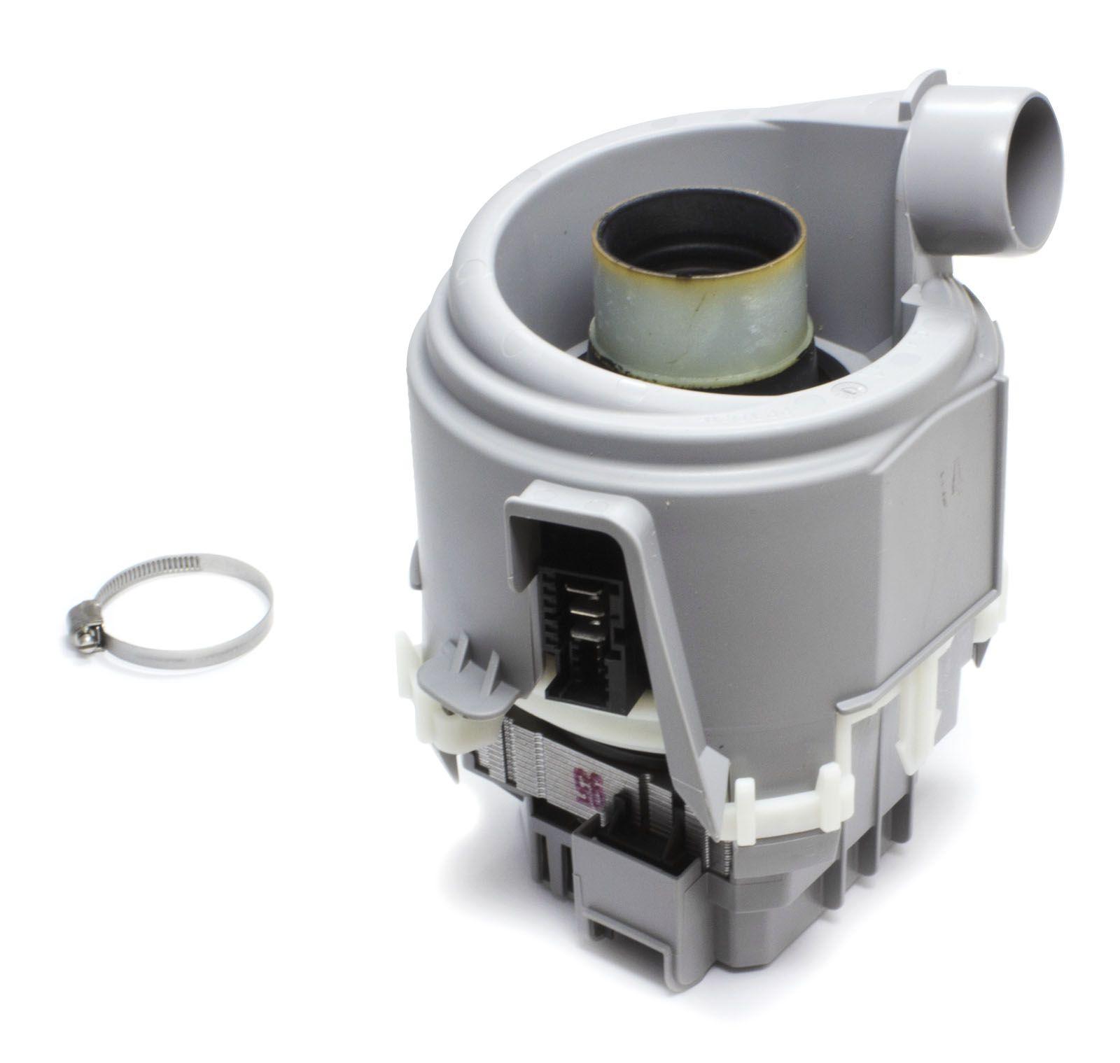originální čerpadlo oběhové, cirkulační vč. ohřevu pro myčky Bosch a Siemens - 00651956 Bosch / Siemens