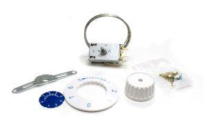 termostat kombinovaná chladnička uni