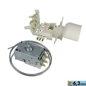 termostat kombinovaná chladnička Whirlpool