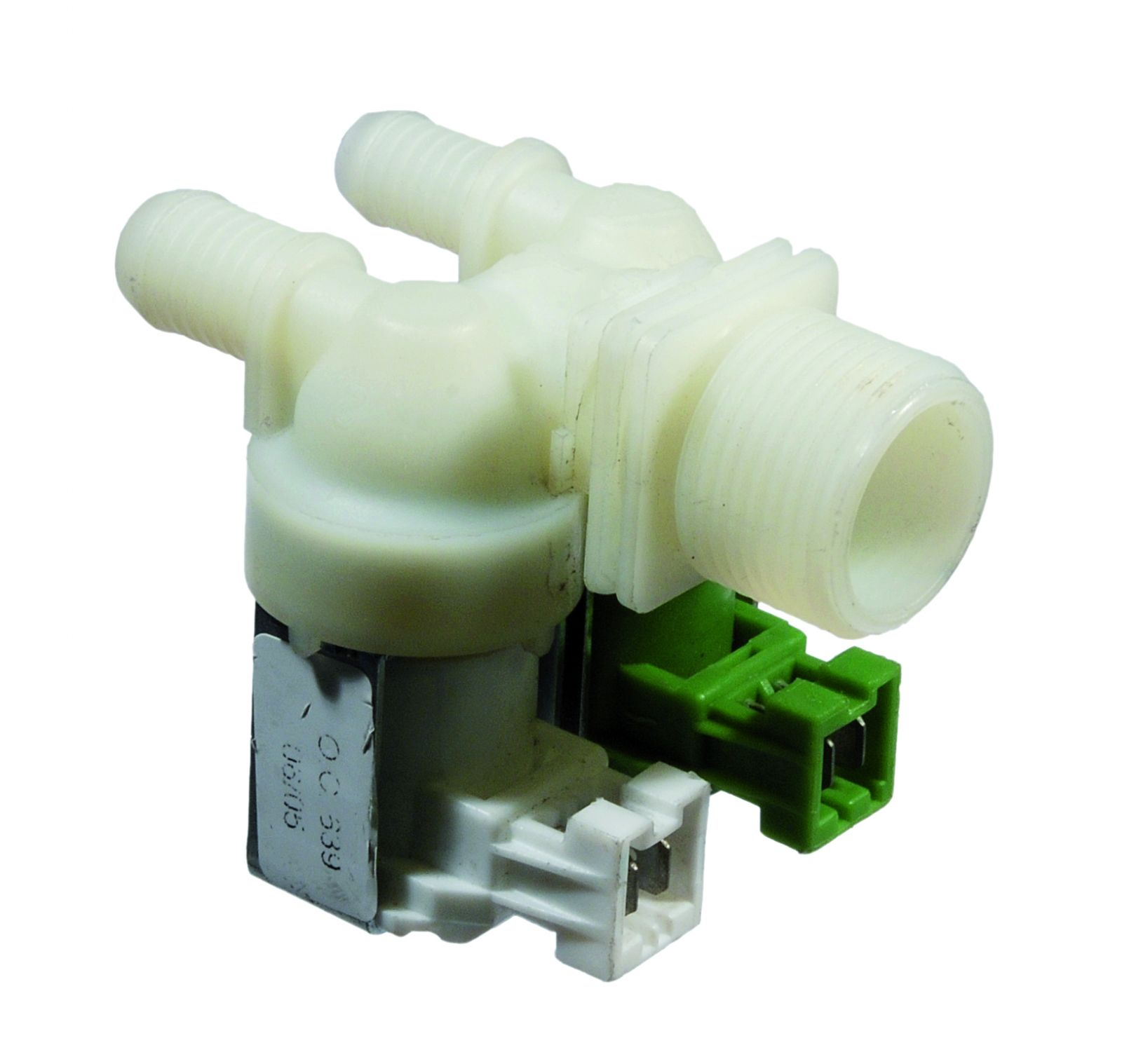 ventil napouštěcí dvoucestný do pračky Zanussi, Electrolux, AEG - 3792260808 AEG / Electrolux / Zanussi
