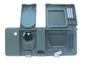 víko, dvířka do násypky myček AEG Electrolux Zanussi - 4006078069 AEG / Electrolux / Zanussi