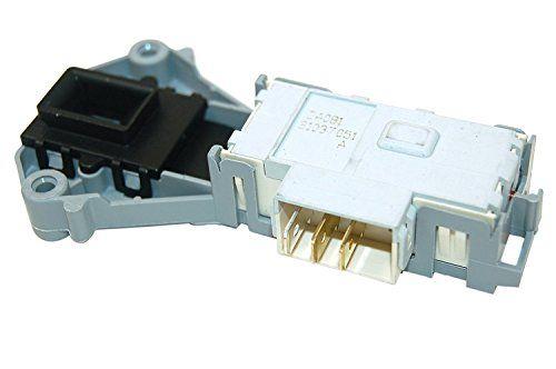 zámek, blokování dveří do pračky LG - 6601ER1005A