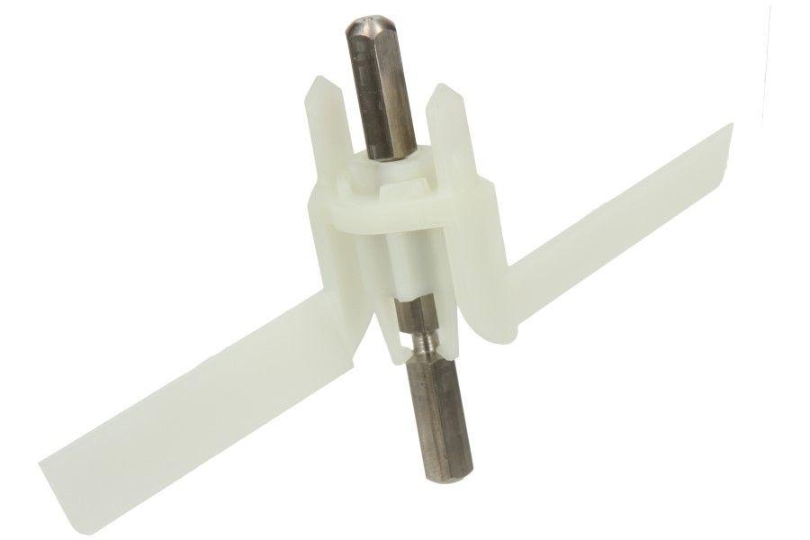 osička, unašeč ke krouhači, robot Bosch MUM ProfiMIXX, délka hřídele 80 mm - 00630759 Bosch / Siemens