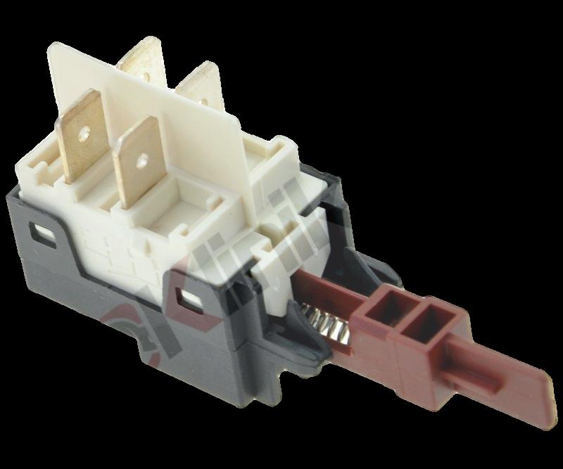 hlavní vypínač, spínač do myčky Indesit, Ariston - C00209707 Whirlpool / Indesit