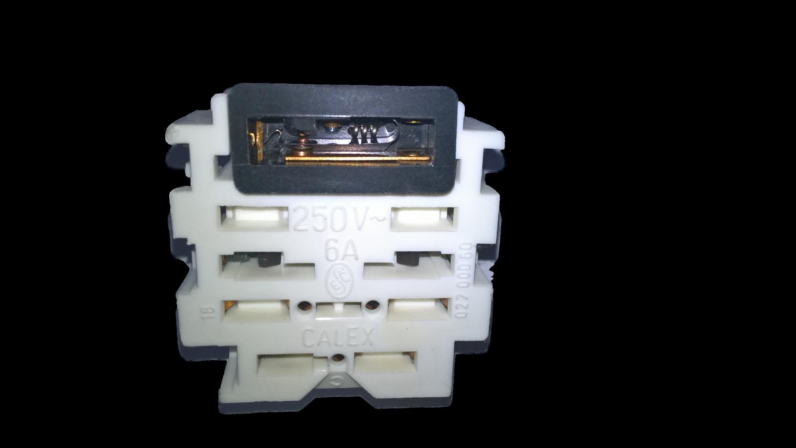 instalace kompresoru, relé mrazničky Calex Samsung