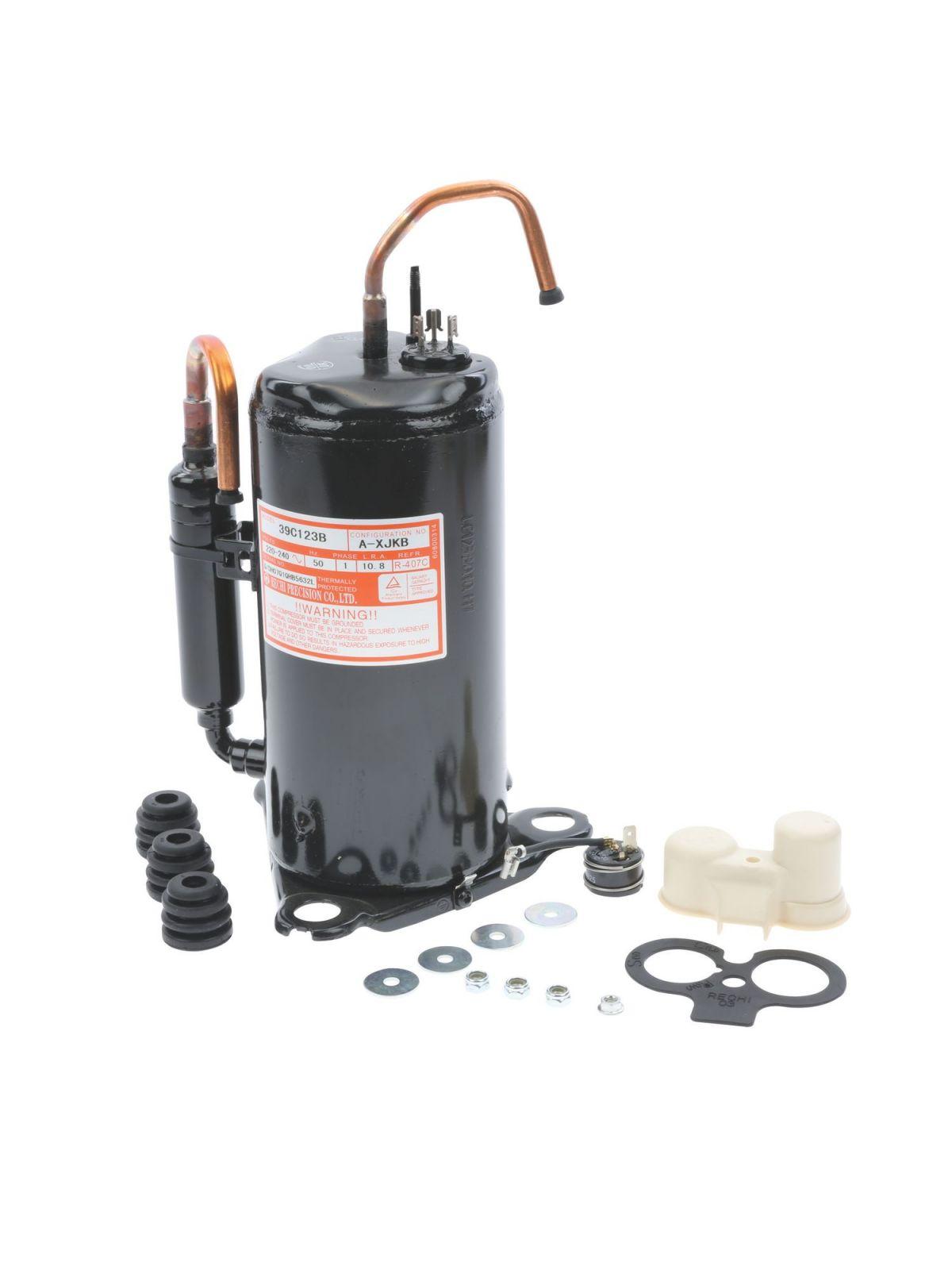 Kompresor 39C123B sušička Bosch - 00145113 Bosch / Siemens