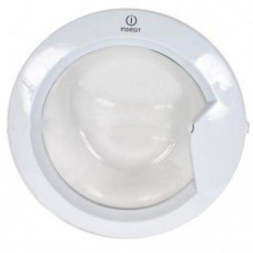 dveře kompletní pračka Indesit, Ariston, rám, sklo - C00273668 Whirlpool / Indesit