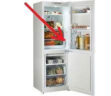 Štítek v chladničce