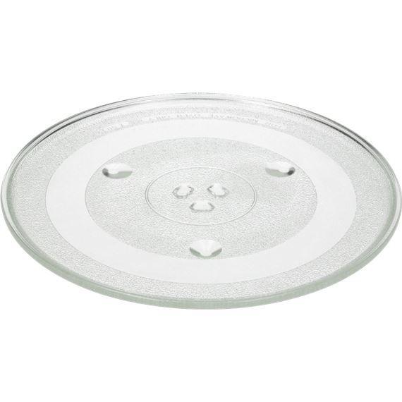 talíř do mikrovlnky skleněný 315 mm Candy - 49016762 Ostatní