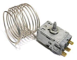 univerzální termostat kombinovaná chladnička