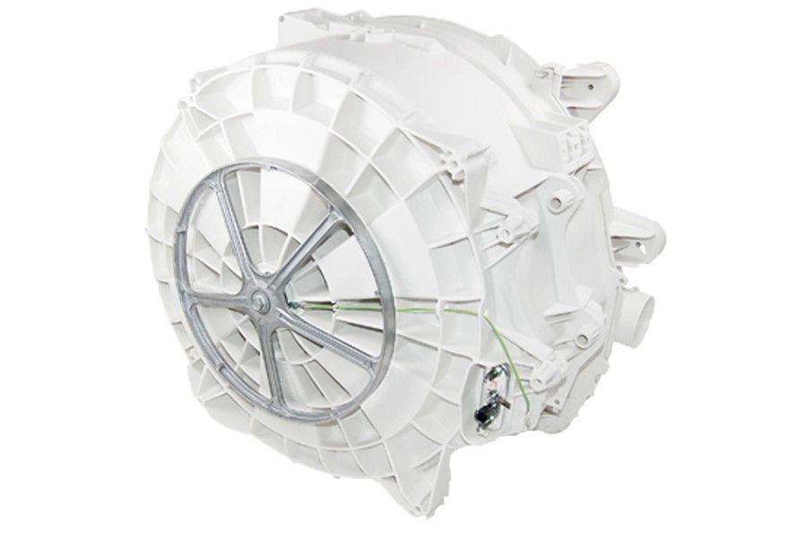 vana, nádrž, agregát kompletní na pračky Whirlpool - 480111102385 Whirlpool / Indesit