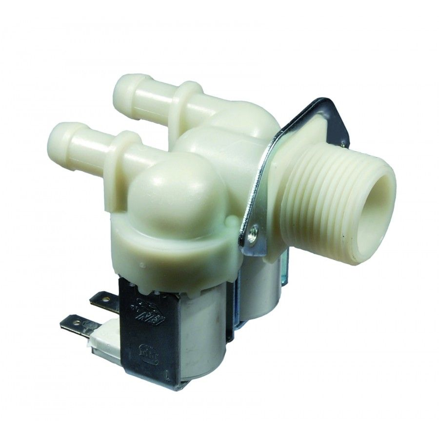 ventil dvoucestný do pračky Whirlpool - 481281729057 Ostatní