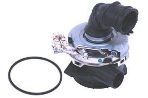 Topení, těleso myček nádobí Whirlpool Indesit Ariston - C00305341
