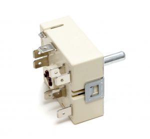 regulátor plotny pro sporáky se sklokeramickou deskou Whirlpool / Indesit