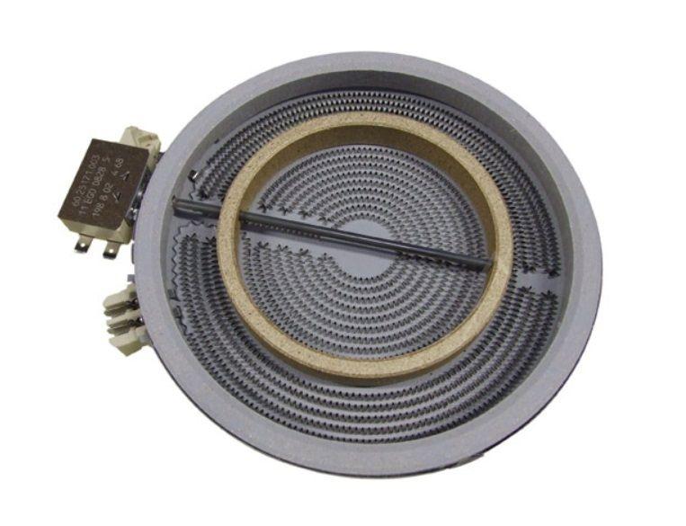 plotna keramická Hi-Light dvojzóna pro sporák Gorenje - 598265 Gorenje / Mora