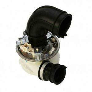 Topení, těleso myček nádobí Whirlpool Indesit Ariston - C00302489