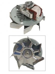horkovzdušný ventilátor trouba SMEG
