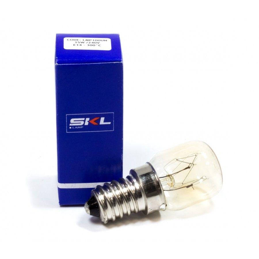 žárovka do trouby nebo sušičky, objímka E14, 15W, do 300°, pr. 22mm, délka 48mm Ostatní