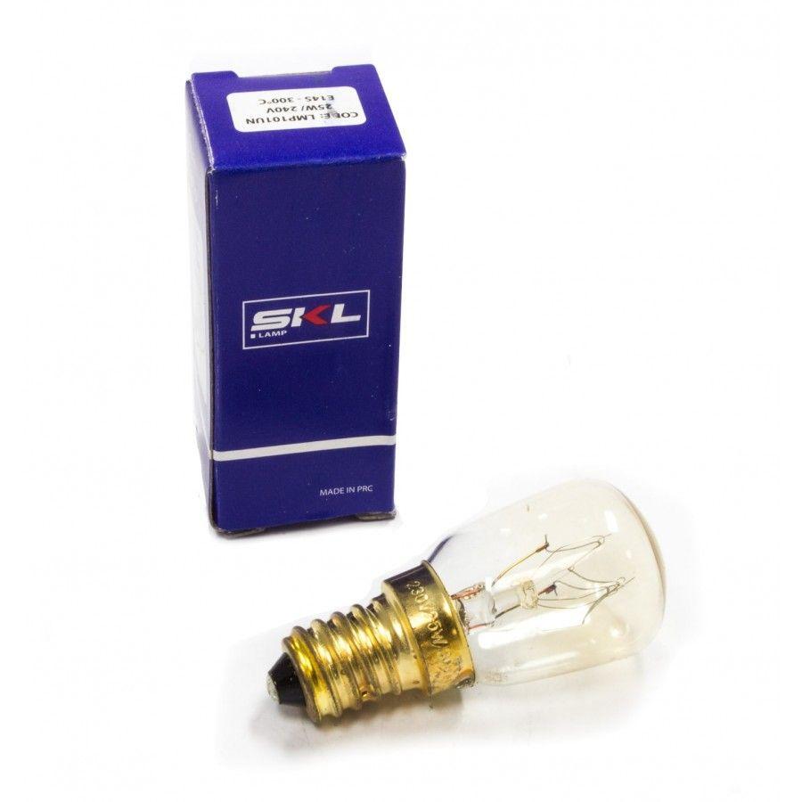 žárovka trouba, objímka E14, 25W, do 300°, pr. 22mm, délka 47mm Ostatní