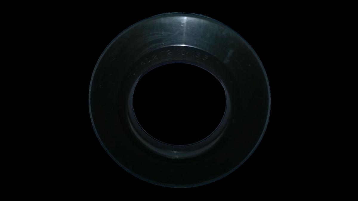 hřídelové těsnění, gufero 40,2x72x11/14 do pračky Zanussi Electrolux AEG - 1249667005 AEG / Electrolux / Zanussi