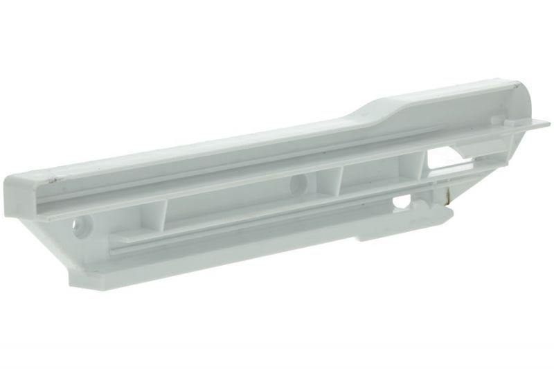 lišta, pojezd pravý zásuvky do chladničky Whirlpool - 480132101067 Whirlpool / Indesit