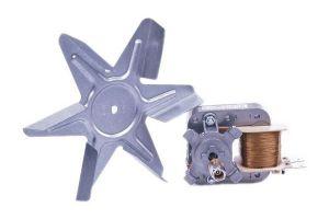 ventilátor trouba Whirlpool / Indesit - 481010781691