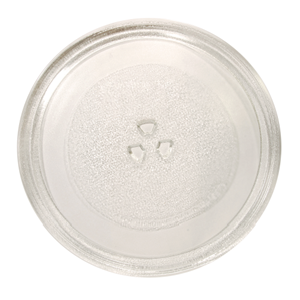 talíř do mikrovlnky LG skleněný, průměr 284 mm - 3390W1G012A