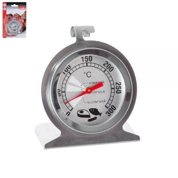 teploměr analogový 50°C - 300°C do udírny Ostatní