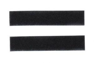 Vzduchový filtr do dveří sušiček prádla Miele DFP80 - sada 2 ks - 09688381